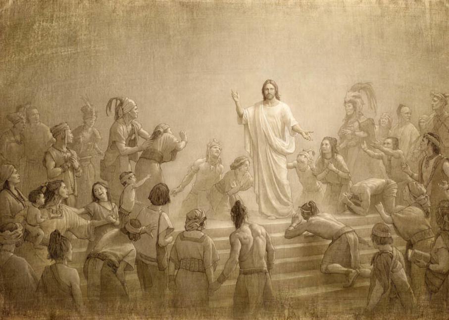 Christ in America