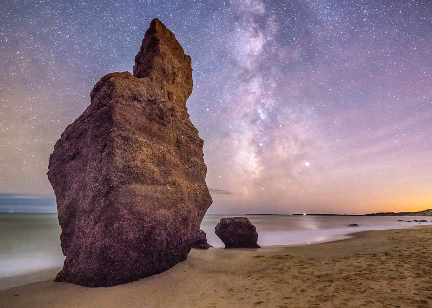 Luncy Vincent Milky Way Art | Michael Blanchard Inspirational Photography - Crossroads Gallery
