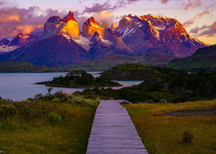 Pehoe Explora Patagonia in Torres Del Paine Chile