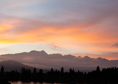 Sunrise On Lake Wakatipu Photography Art | Kristofer Reynolds Photography