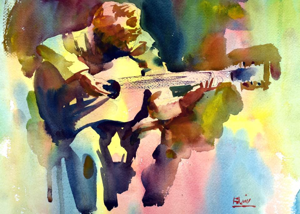 Benjamin Learning Art   Steve Kleier Studio