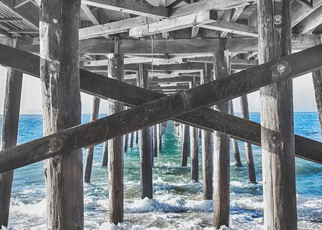 Balboa Pier   Vertical  Photography Art | Rosanne Nitti Fine Arts