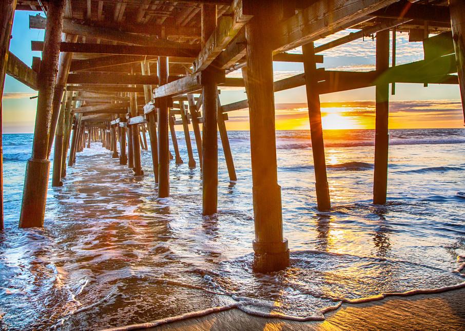 San Clemente Sunset  Photography Art | Rosanne Nitti Fine Arts