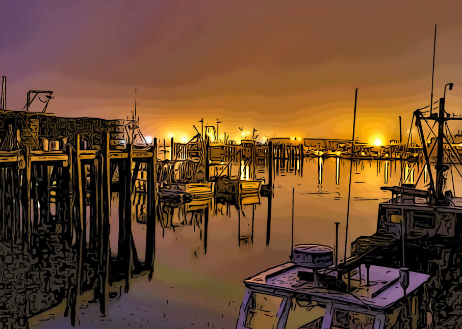 Beautiful Industry Art | capeanngiclee