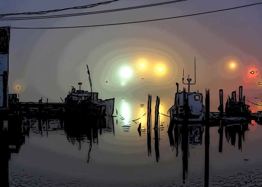 Fogged In Art | capeanngiclee
