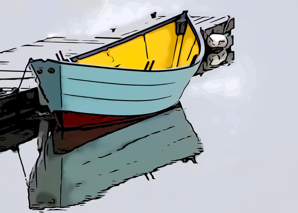 Lone Dory Art | capeanngiclee