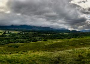 Scottish Countryside Panoramic