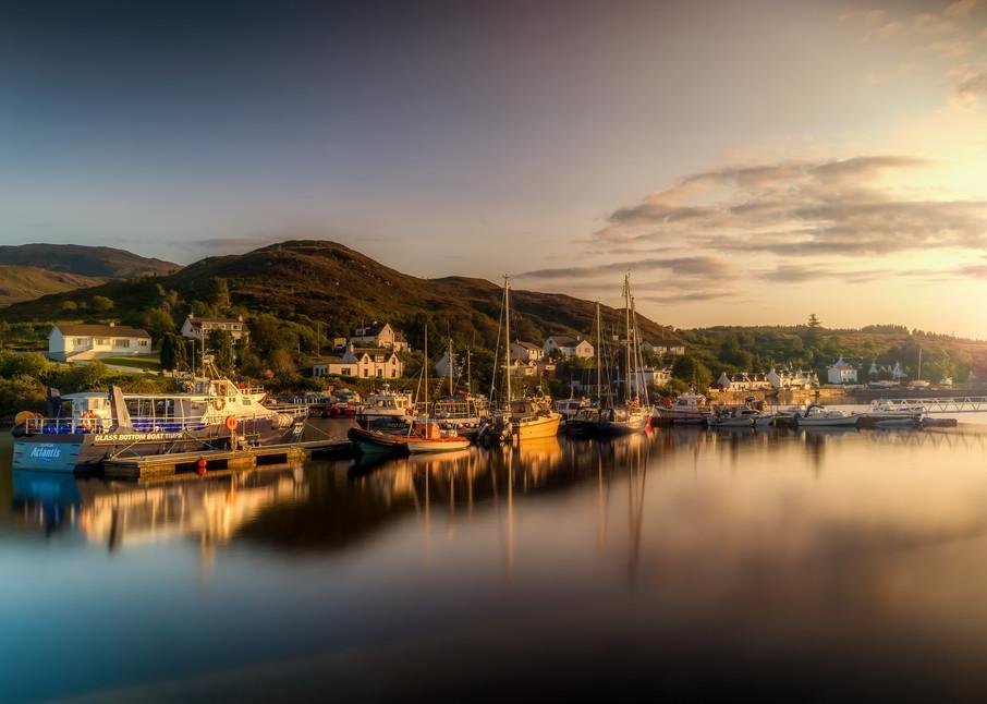 Kyleakin Harbor, Kyleakin, Isle of Sky, Scotland