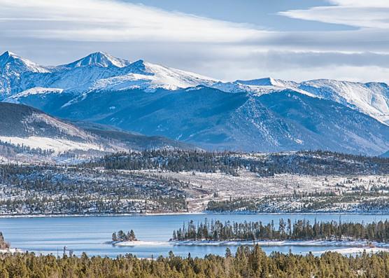 Colorado Rockies Art   Michael Blanchard Inspirational Photography - Crossroads Gallery