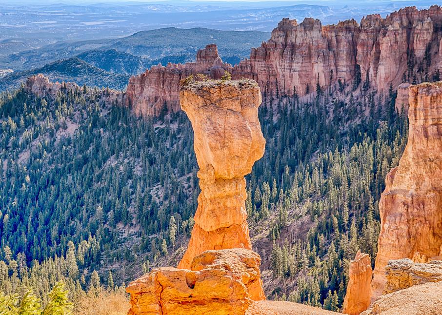 Bryce Canyon Hoodoo Art | Michael Blanchard Inspirational Photography - Crossroads Gallery