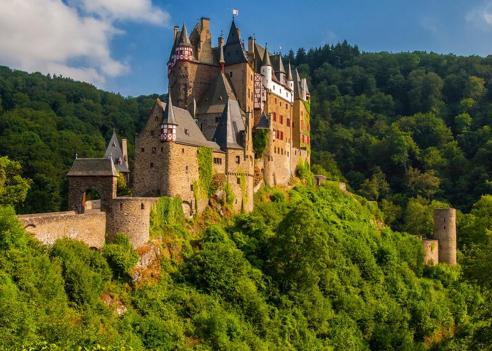 Burg Elz Castle, Mosel Valley, Germany Photography Art | Craig Primas Photography