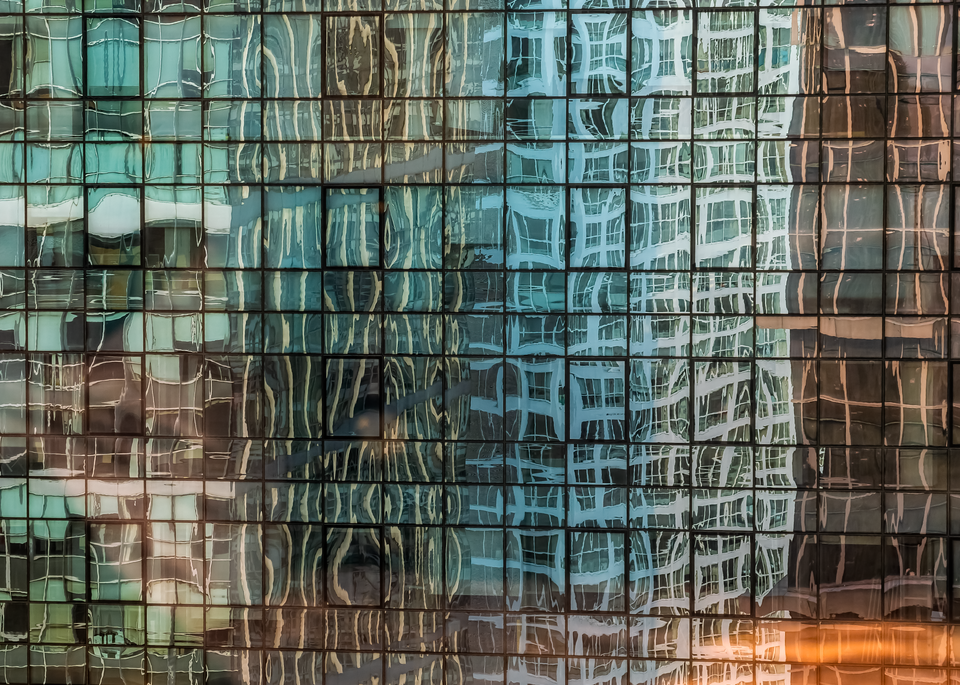 Beijing Reflections, 2018 Photography Art | Tom Stahl Photography