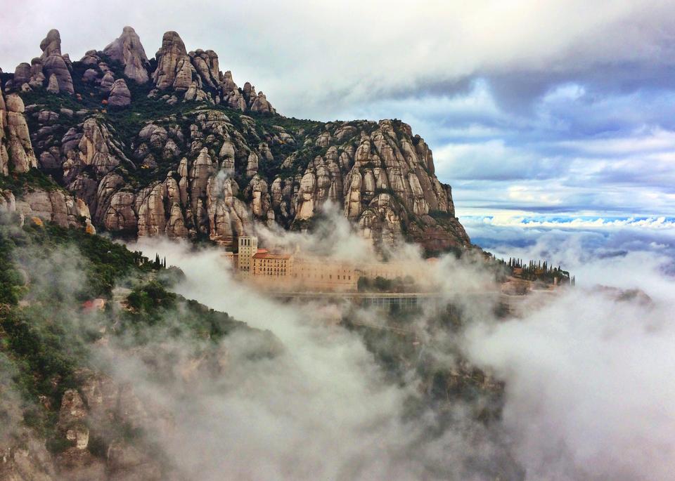 Montserrat, Spain, 2014. Photography Art | Tom Stahl Photography