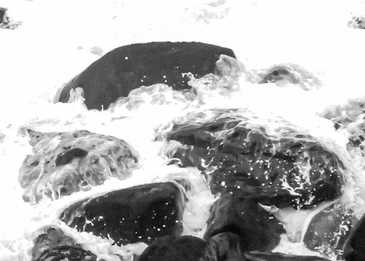Rockaway Rocks 2 Photography Art | Ron Olcott Photography
