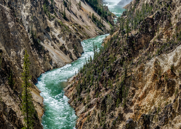 Yellowstone, 2009. Photography Art | Tom Stahl Photography
