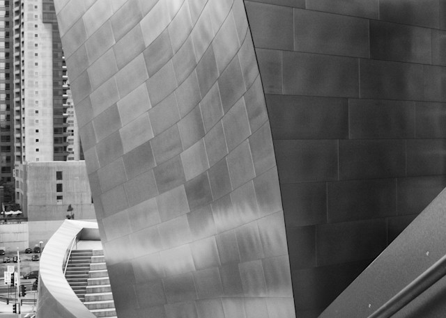 Disney Hall2 Photography Art | Rosanne Nitti Fine Arts