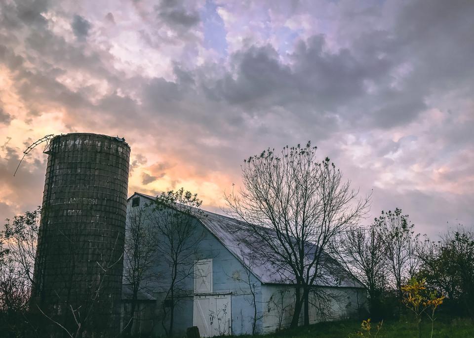 Kansas Mornings.  Art   John Knell: Art. Photo. Design