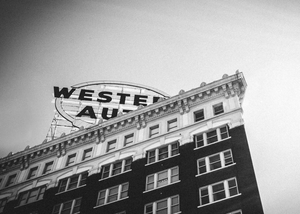 Edges Of Western Auto Art | John Knell: Art. Photo. Design