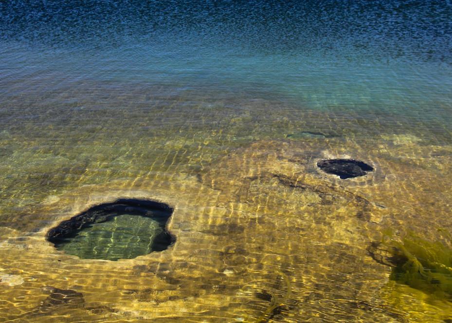 Yellowstone Underwater Photography Art | Dan Katz, Inc.