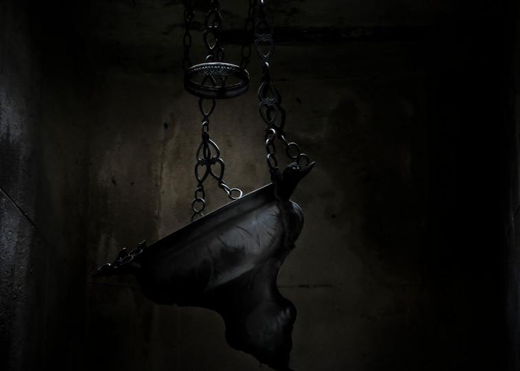 The Lamp Once Shone Photography Art | Dan Katz, Inc.