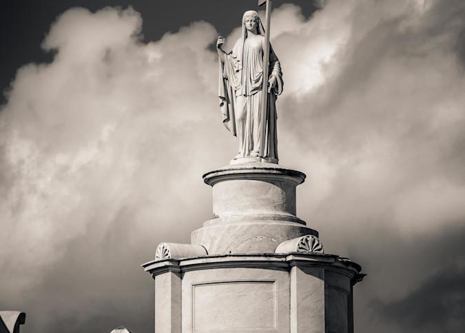 Holy Angel Metarie Cemetery New Orleans 2017 Photography Art   Dan Katz, Inc.