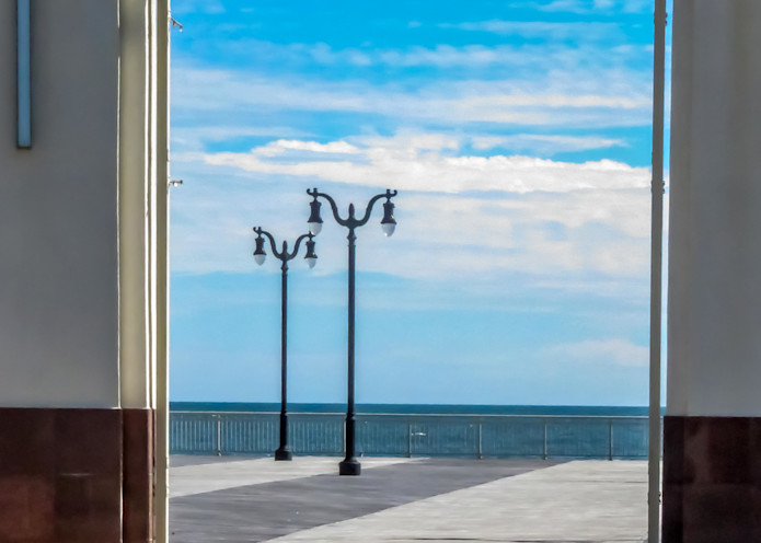 Boardwalk Lights Photography Art | Dan Katz, Inc.