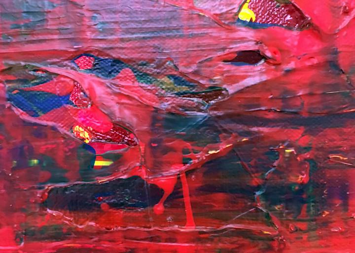 Level Up Fragmentprint Art | PMS Artwork