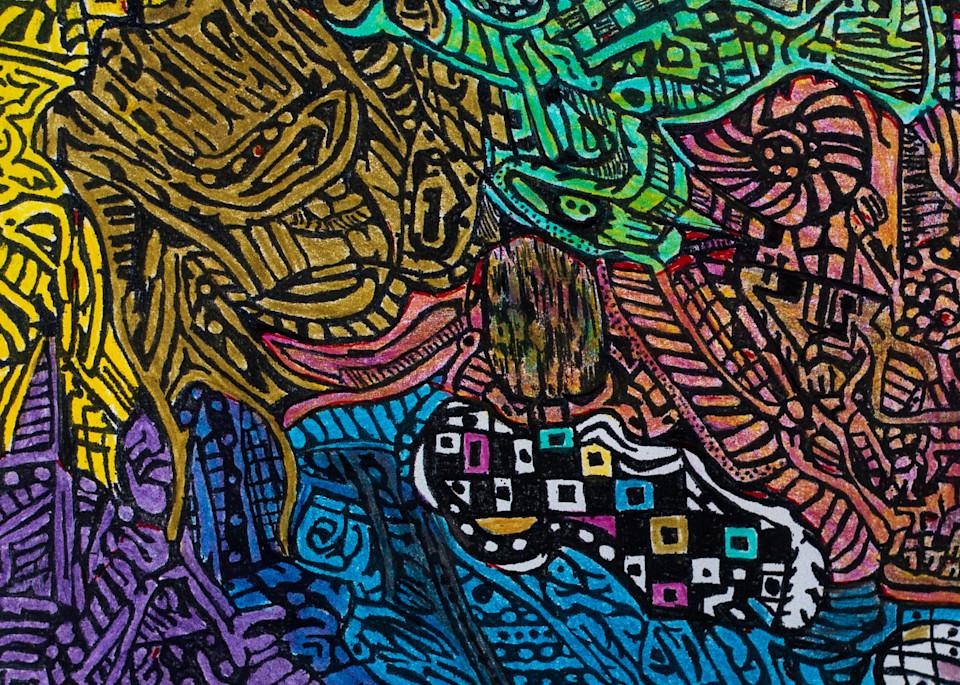 Study  5 Art   Aldo Borromei