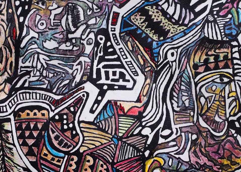 Study  50 Art | Aldo Borromei