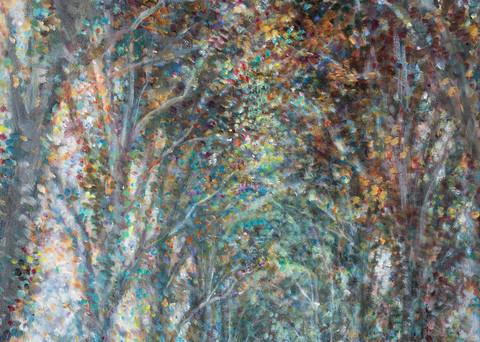 Cathedral, October Art | Freiman Stoltzfus Gallery