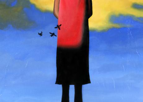 Stands Alone Art | De'Ago Art