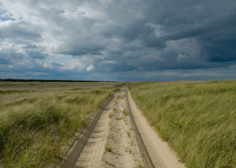 Jeep Trail To Great Point Photography Art | Kit Noble Photography