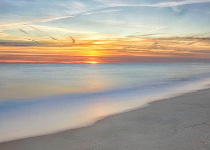 South Beach Winter Clouds Art | Michael Blanchard Inspirational Photography - Crossroads Gallery