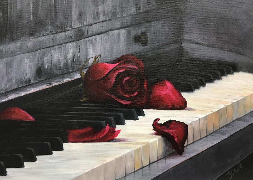Some Say Love Art   alanajudahart