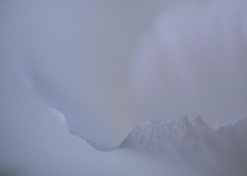 Snowy Peak Photography Art   Kathleen Messmer Photography