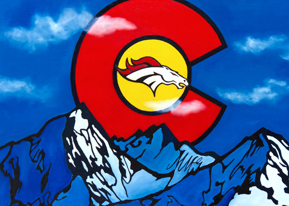 Colorado Tribute Art | MMG Art Studio | Fine Art Colorado Gallery