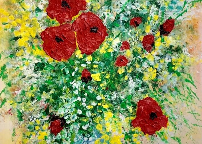 Spring Bouquet Art | House of Fey Art