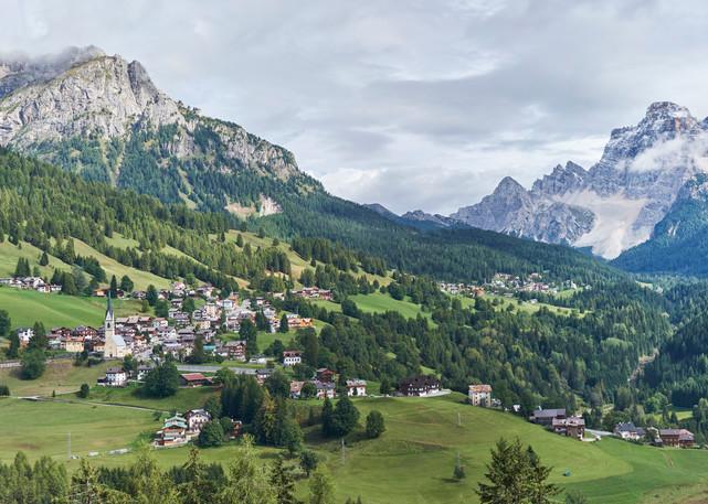 Dolomites Panorama 1 Photography Art | RaberEYES