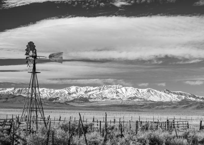 White River Valley Corral Photography Art   Craig Primas Photography