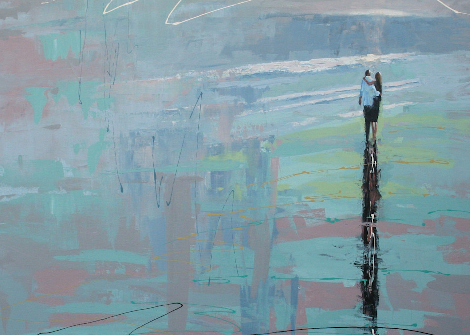 Weathering The Storm Art | Thalia Kahl