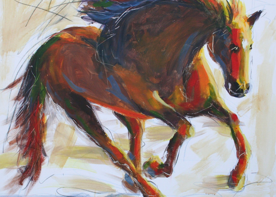 Wild At Heart Art | Thalia Kahl