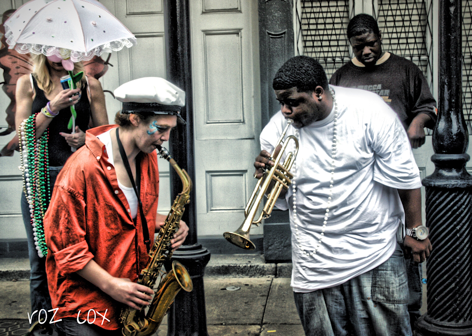 Jam Session Mardi Gras Day