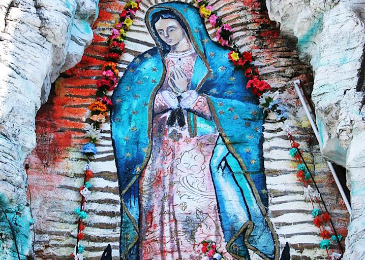 Virgin Of Canyon Morena Photography Art   Galeria Mañana