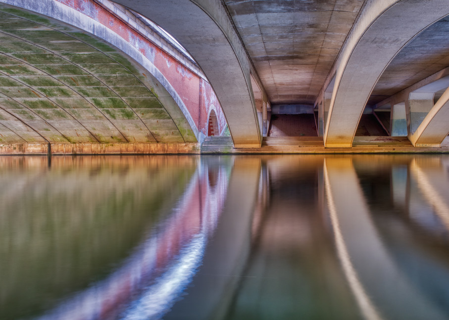 Roads At Runnymede Art | Martin Geddes Photography