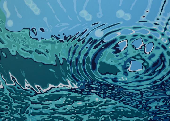 Rotunda Open Editon Print Art | juliesiracusa