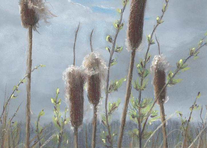 Margaret Carpenter Arnett - A Whiff of Spring
