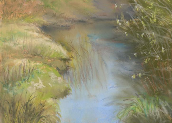 Margaret Carpenter Arnett - Beginnings of Spring