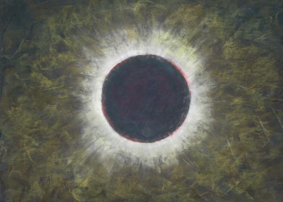 Margaret Carpenter Arnett - Eclipse
