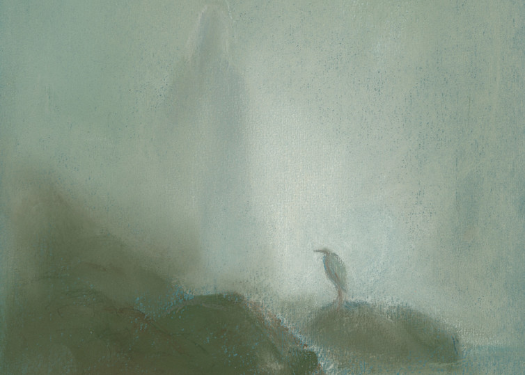Margaret Carpenter Arnett - Fog Woman