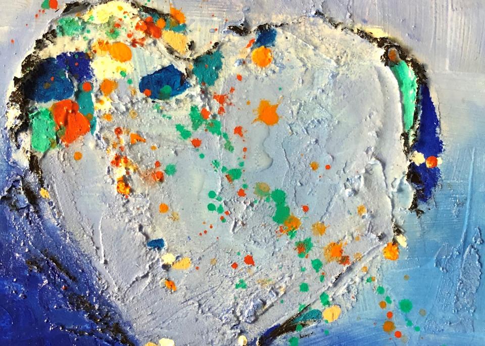 Coastal Heart 2 Art | PoroyArt